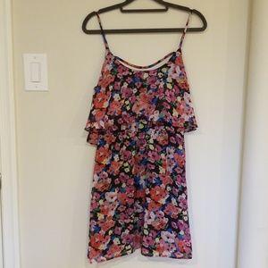 Mimi Chica Floral Dress Size Medium
